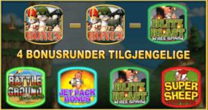 worms reloaded Bonus games