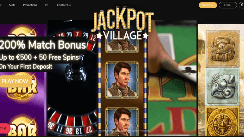 jackpotvillage review